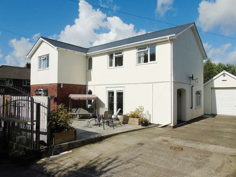 4 Bedrooms Detached House for sale in Hayes Lane, Sully, Penarth