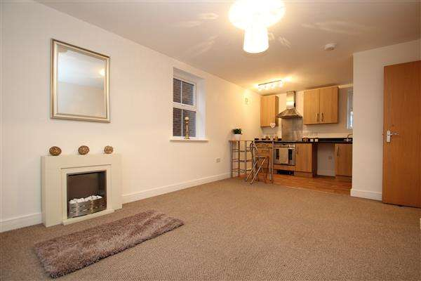2 Bedrooms Apartment Flat for sale in Ebberton Close, Hemsworth