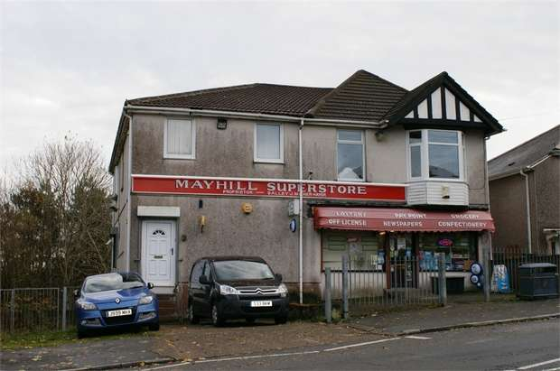5 Bedrooms Commercial Property for sale in Townhill Road, Mayhill, Swansea, West Glamorgan