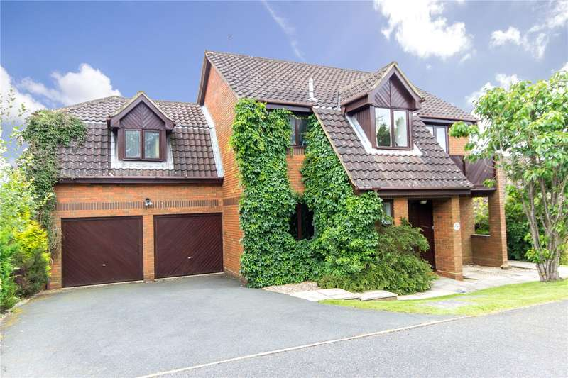 5 Bedrooms Detached House for sale in Bowmans Drive, Battle