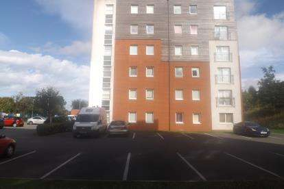 2 Bedrooms Flat for sale in Manchester Court, Federation Road, Burslem, Stoke On Trent