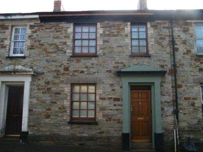 2 Bedrooms Terraced House for sale in Liskeard