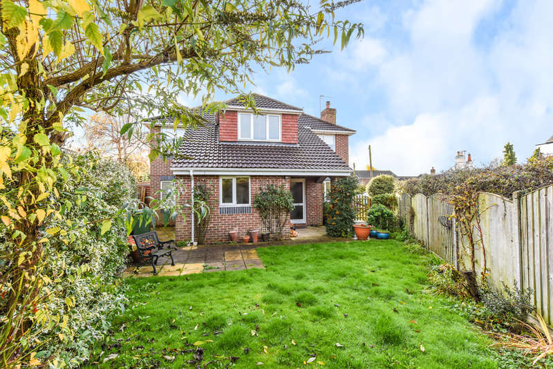 4 Bedrooms Detached House for sale in Chapel Road, Swanmore