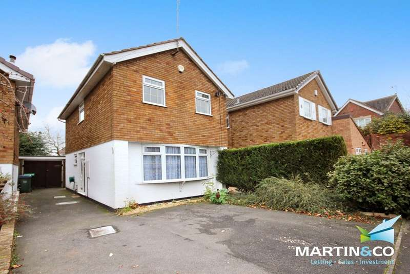 3 Bedrooms Detached House for sale in Suffolk Close, Oldbury, B68