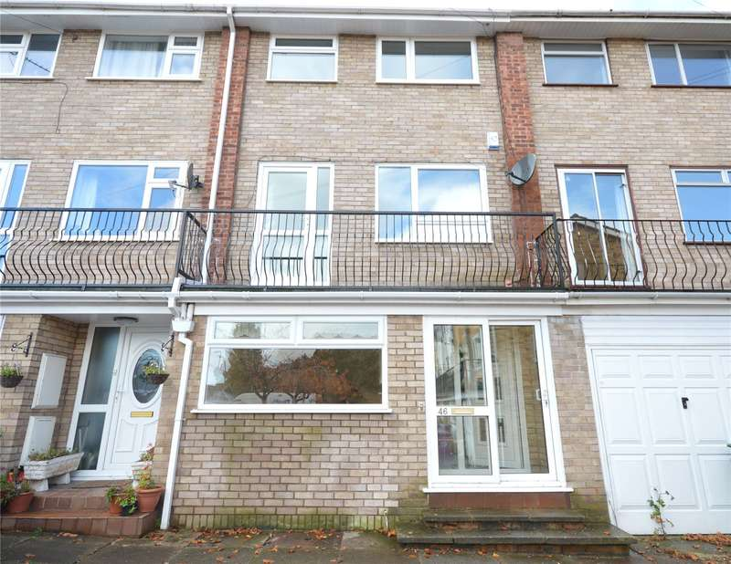 4 Bedrooms Terraced House for sale in Cherry Vale, Woolton, Liverpool, L25
