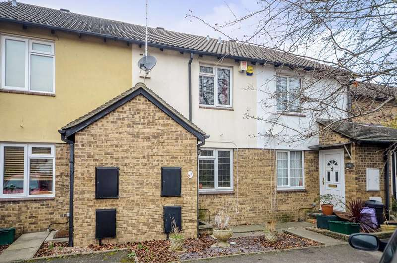 2 Bedrooms House for sale in Connaught Gardens, Morden, SM4