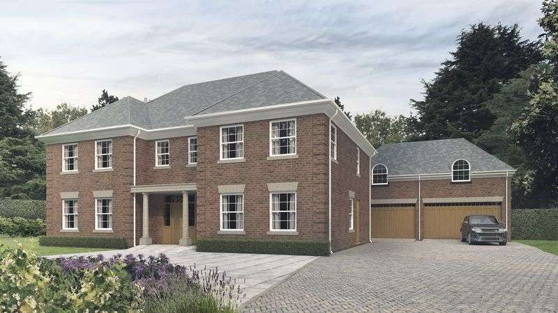 5 Bedrooms Detached House for sale in Harland Way, Cottingham
