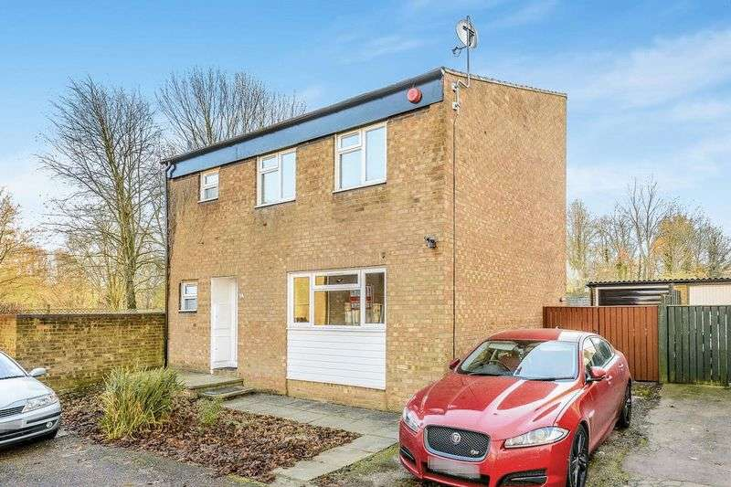 4 Bedrooms Detached House for sale in Flitton Court, Stony Stratford, Milton Keynes