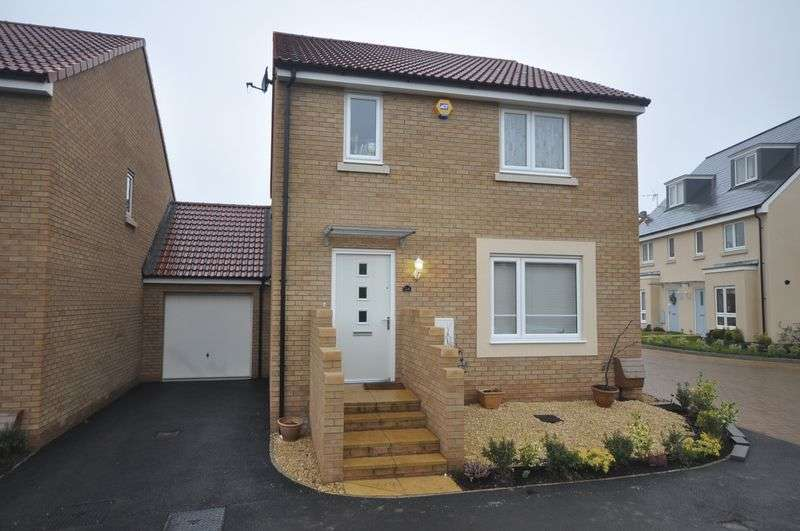 4 Bedrooms Detached House for sale in Thistle Close, Lyde Green