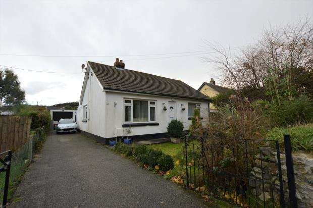 2 Bedrooms Detached Bungalow for sale in Lower Pengegon, Pengegon, Camborne, Cornwall