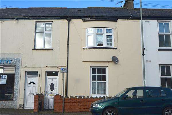 3 Bedrooms Terraced House for sale in Albert Street, Dawlish