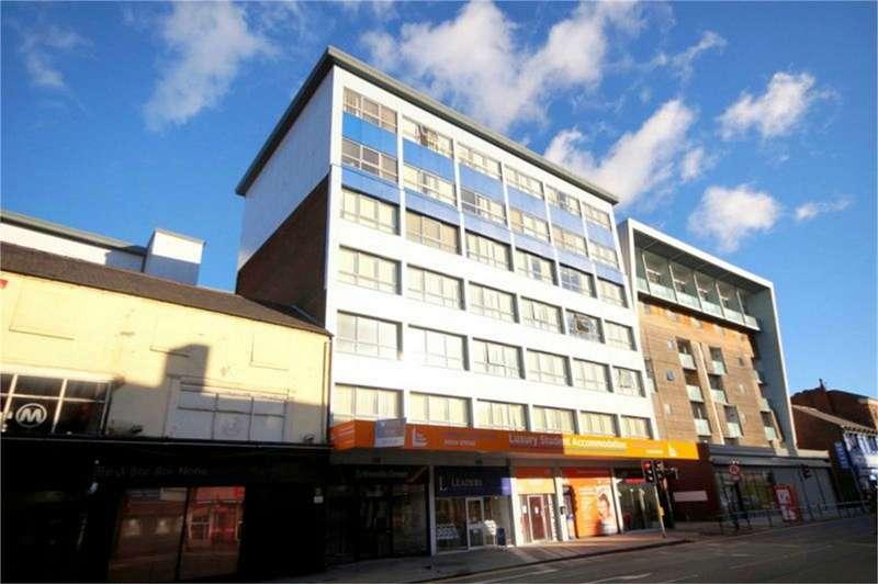 1 Bedroom Flat for sale in 101 Bradshawgate, Bolton, Lancashire