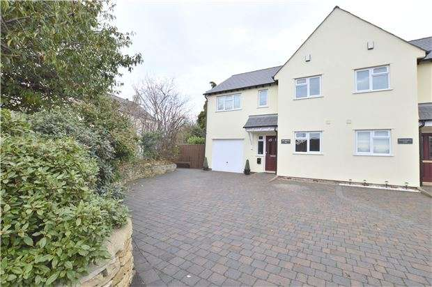 4 Bedrooms Semi Detached House for sale in Pecked Lane, Bishops Cleeve GL52 8JF