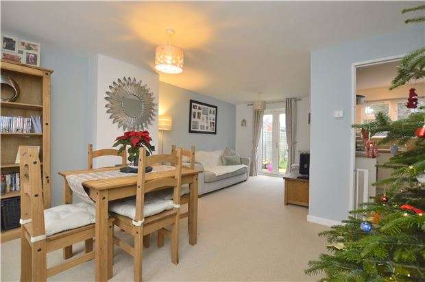 2 Bedrooms Semi Detached House for sale in Minetts Avenue, Bishops Cleeve, GL52 8JY