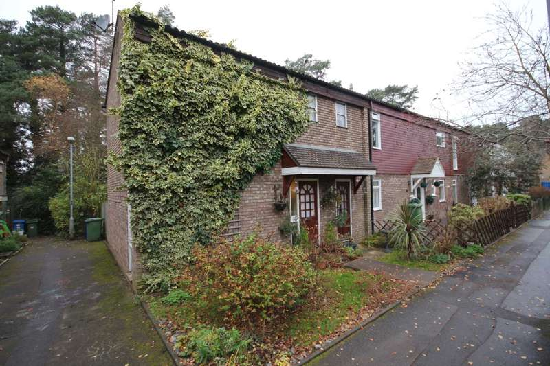 3 Bedrooms End Of Terrace House for sale in Prescott, Bracknell