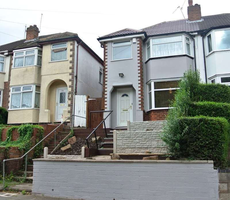 3 Bedrooms Semi Detached House for sale in Old Walsall Road, Great Barr