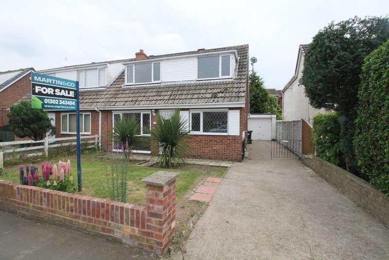 3 Bedrooms Detached House for sale in Bishopsgate Lane, Rossington, Doncaster