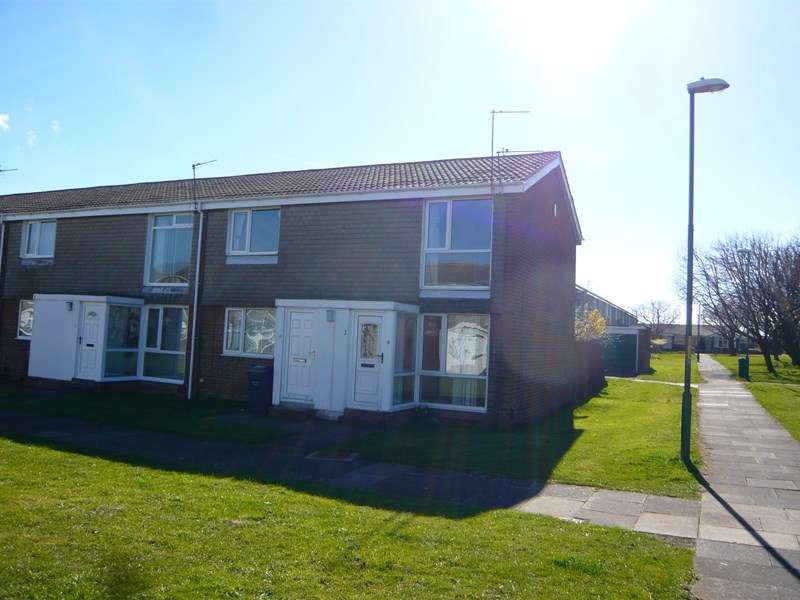 2 Bedrooms Flat for sale in Leicester Way, Jarrow