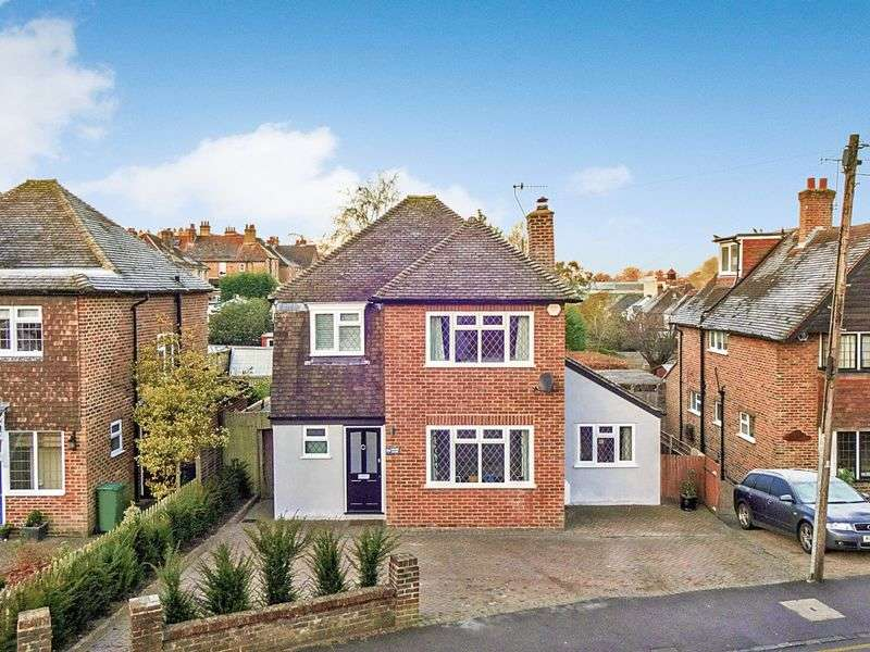 3 Bedrooms Detached House for sale in Chart Lane, Reigate. RH2 7BP