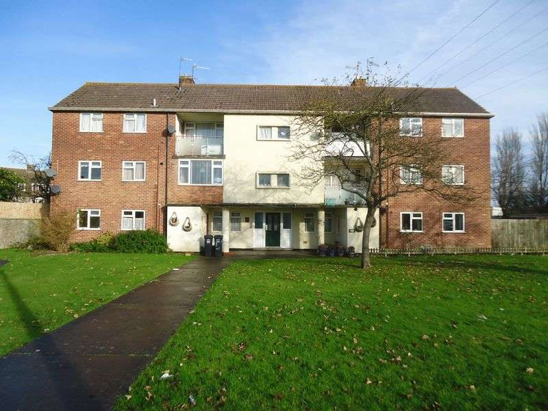 2 Bedrooms Flat for sale in Williton Crescent, Weston-Super-Mare