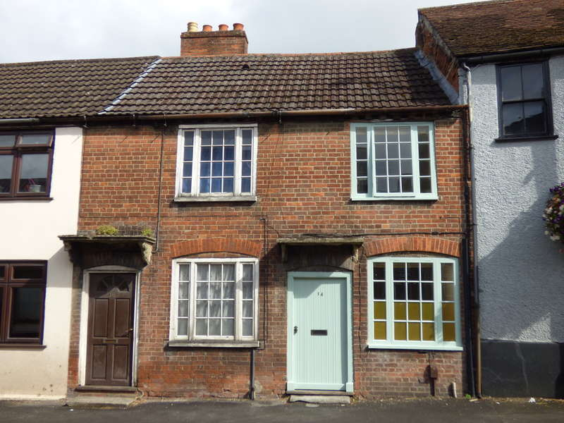1 Bedroom Cottage House for sale in Fore Street, Westbury