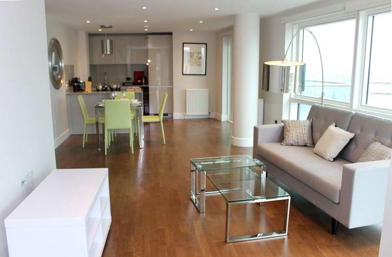 2 Bedrooms Apartment Flat for sale in One Commercial Street LONDON CITY EAST