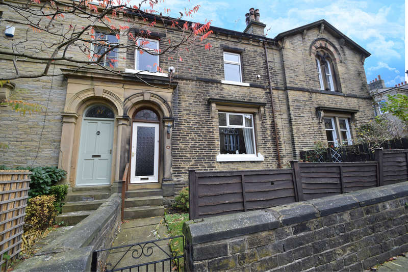 3 Bedrooms Terraced House for sale in Albert Road, Saltaire