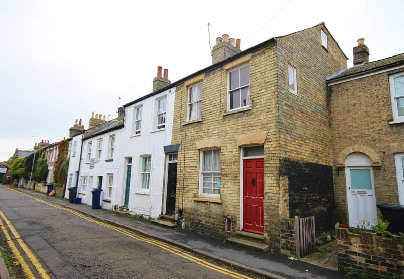 3 Bedrooms Terraced House for sale in Covent Garden