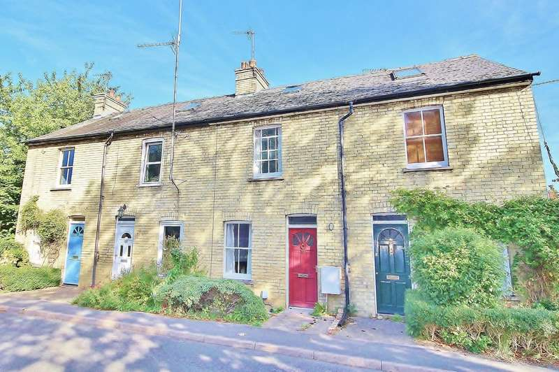 2 Bedrooms Terraced House for sale in Bury Road