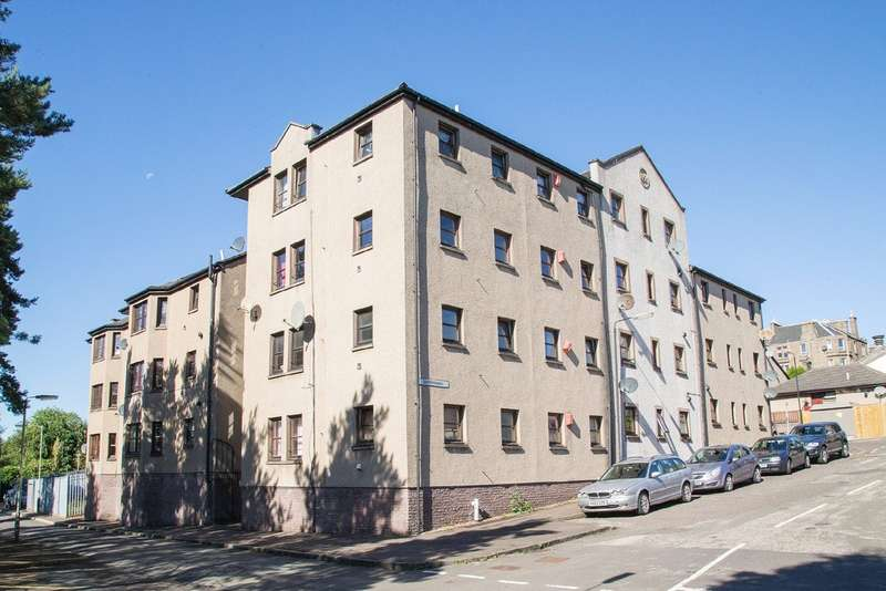 2 Bedrooms Flat for sale in Weavers Loan, Dundee