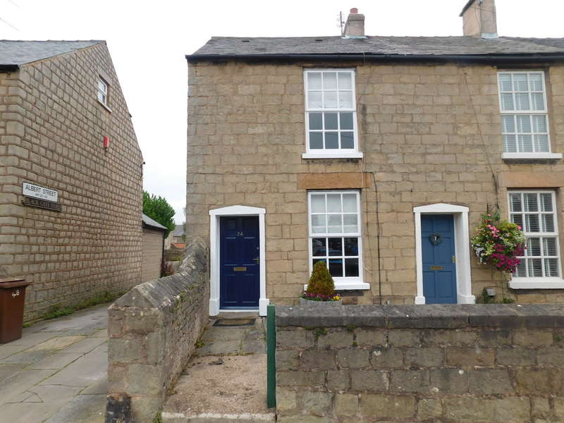 2 Bedrooms End Of Terrace House for sale in Albert Street, Mansfield Woodhouse