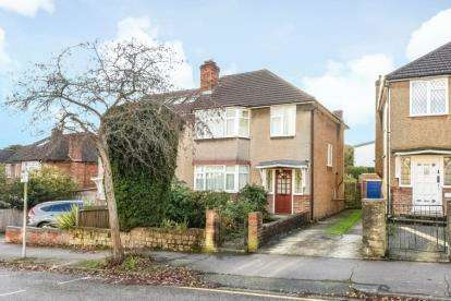 3 Bedrooms Semi Detached House for sale in Wyburn Avenue, Barnet