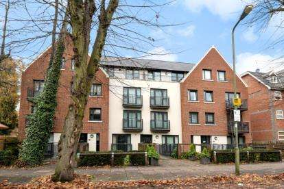 2 Bedrooms Apartment Flat for sale in Wheston Lodge, 7 Holden Avenue, Finchley