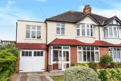 4 Bedrooms Semi Detached House for sale in Oak Grove, West Wickham