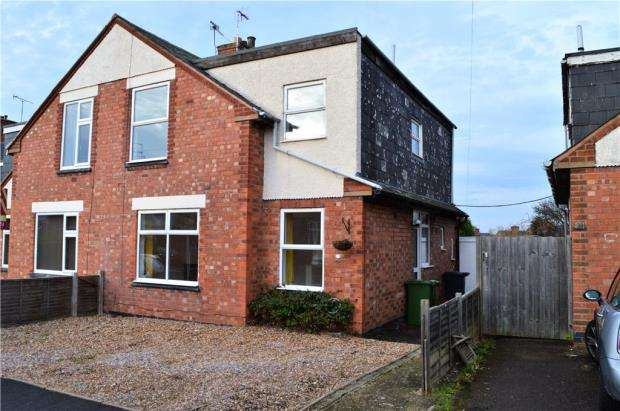 4 Bedrooms Semi Detached House for sale in Offa Road, Leamington Spa, Warwickshire