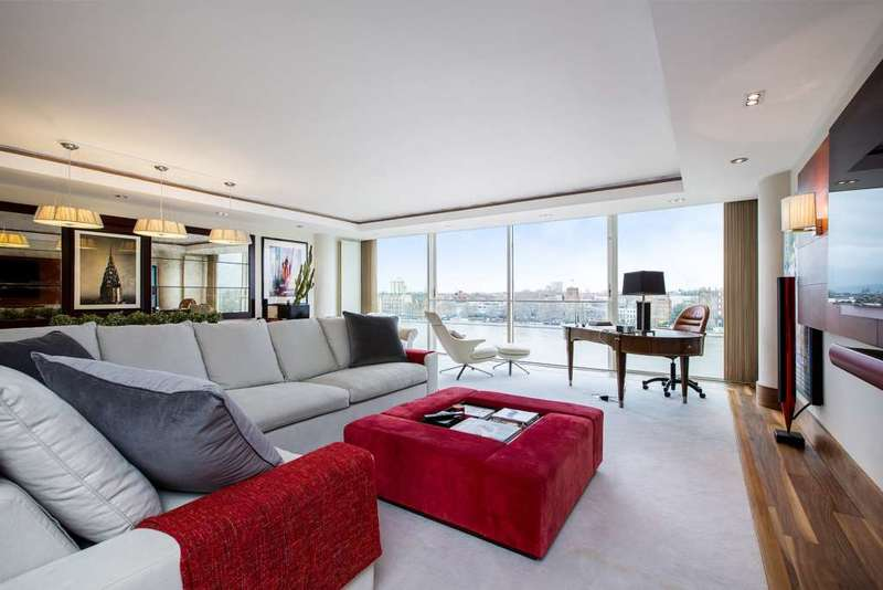 1 Bedroom Apartment Flat for sale in Albert Wharf, Hester Road, London