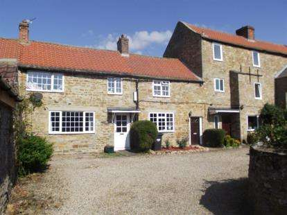 2 Bedrooms Terraced House for sale in Aldbrough St. John, Richmond, North Yorkshire