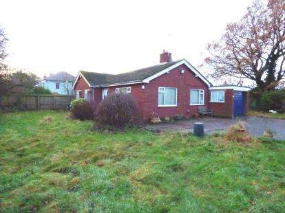 Bungalow for sale in Pool Lane, Winterley, Sandbach, Cheshire