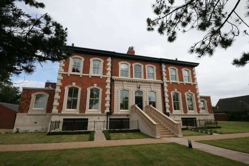 2 Bedrooms Flat for sale in Seafield House, Seafield Road, Lytham