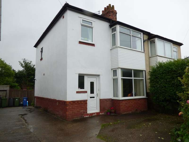 3 Bedrooms Semi Detached House for sale in Devonshire Avenue, Thornton Cleveleys, Lancashire, FY5 4AT
