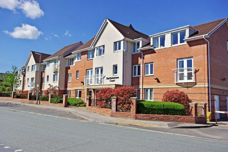 1 Bedroom Retirement Property for sale in Bartholomew Court, Warrington, WA4 2JW