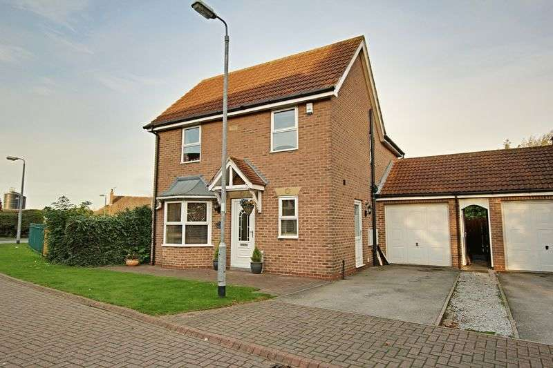 4 Bedrooms Detached House for sale in Chapel Fields, Coniston