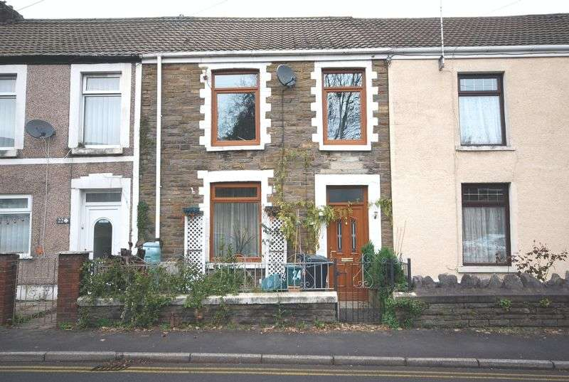2 Bedrooms Terraced House for sale in 24 Llantwit Road, Neath, SA11 3LB