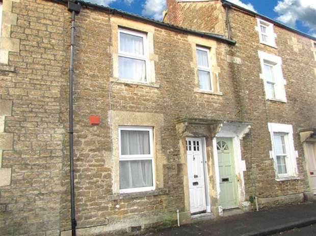 3 Bedrooms Terraced House for sale in New Buildings, Frome
