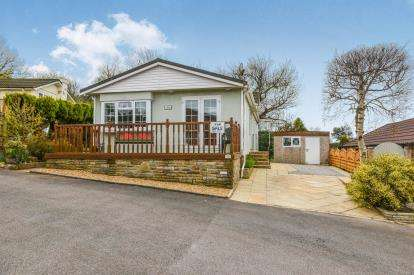3 Bedrooms House for sale in Castle View Caravan Park, Capernwray, Carnforth, Lancaster, LA6