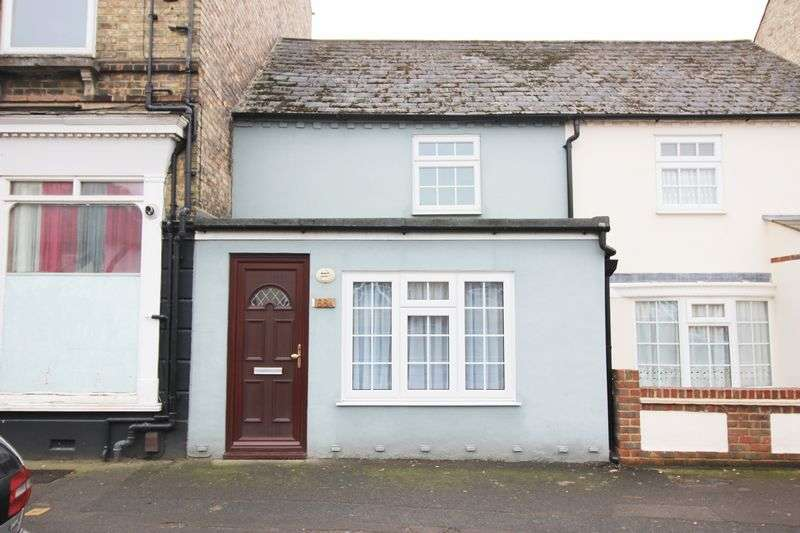 2 Bedrooms Terraced House for sale in High Street, Snodland