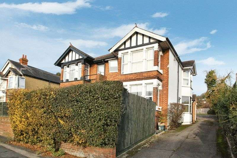 1 Bedroom Flat for sale in West Wycombe Road, High Wycombe