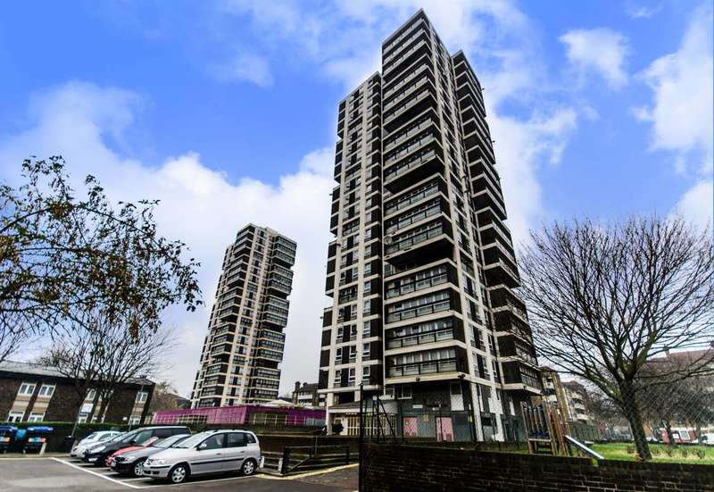 2 Bedrooms Flat for sale in Bowyer Street, Camberwell, SE5