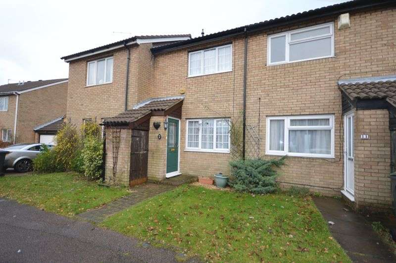 2 Bedrooms Terraced House for sale in Repton Close, Luton