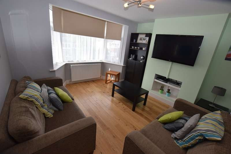 3 Bedrooms End Of Terrace House for sale in Ferney Road, East Barnet, Hertfordshire, EN4